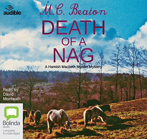 Death Of A Nag (Compact Disc): M.C. Beaton