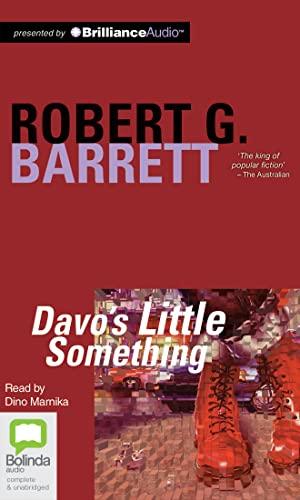 Davo's Little Something: Robert G. Barrett