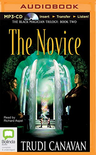 The Novice (Black Magician Trilogy): Canavan, Trudi