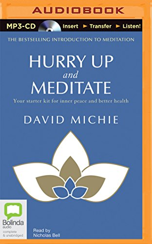 9781486296095: Hurry Up and Meditate: Your Starter Kit for Inner Peace and Better Health