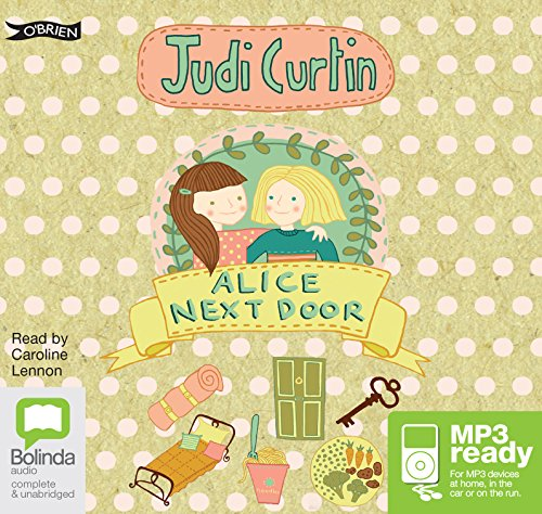 Alice Next Door: Judi Curtin