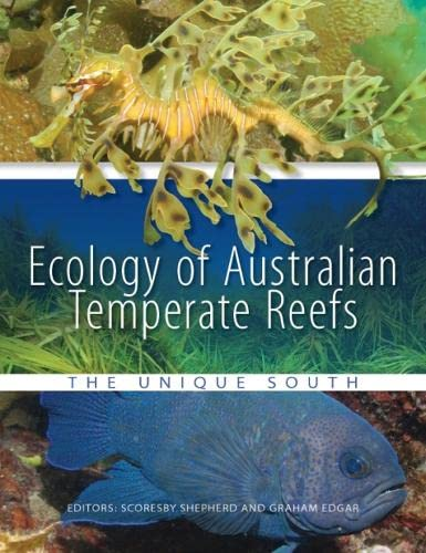9781486300099: Ecology of Australian Temperate Reefs: The Unique South