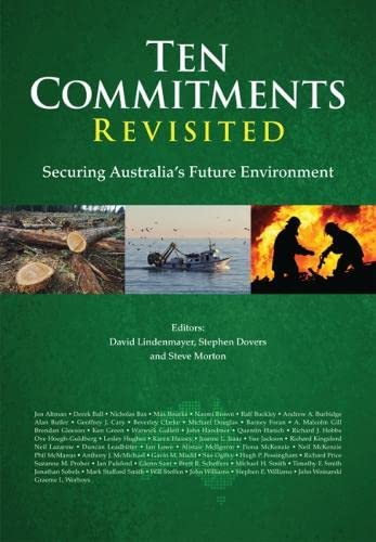 9781486301676: Ten Commitments Revisited: Securing Australia's Future Environment