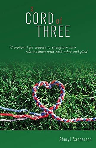 A Cord of Three: Sheryl Sanderson