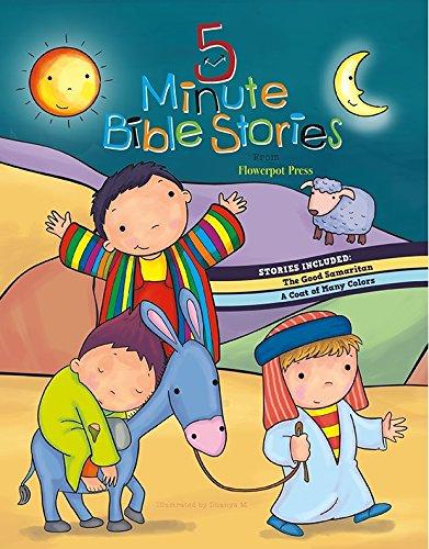 5 Minute Bible Stories: Flower Pot Press