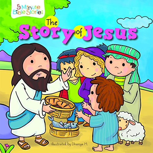 9781486703913: The Story of Jesus (5 Minute Bible Stories)