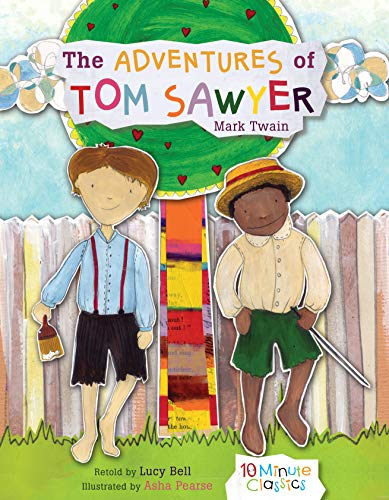 9781486708628: The Adventures of Tom Sawyer (10 Minute Classics)