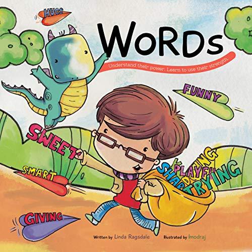 Words (Peace Dragon): Linda Ragsdale