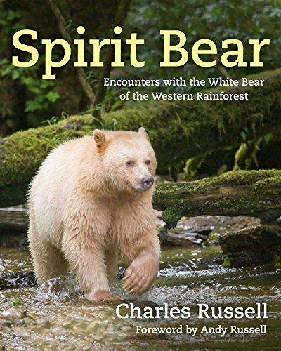 9781487002091: Spirit Bear: Encounters with the White Bear of the Western Rainforest