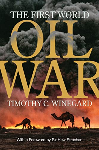 9781487500733: The First World Oil War
