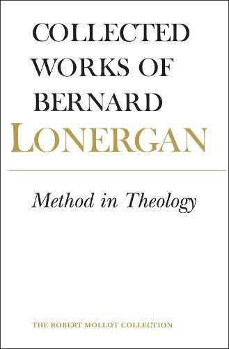 9781487503017: Method in Theology (Collected Works of Bernard Lonergan)