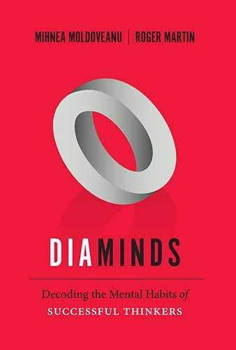 9781487520526: Diaminds: Decoding the Mental Habits of Successful Thinkers
