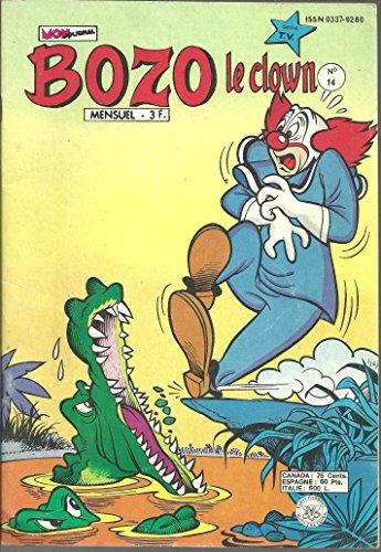 9781487523107: Bozo le clown n� 14 ** Mon journal, s�rie TV ** 1974