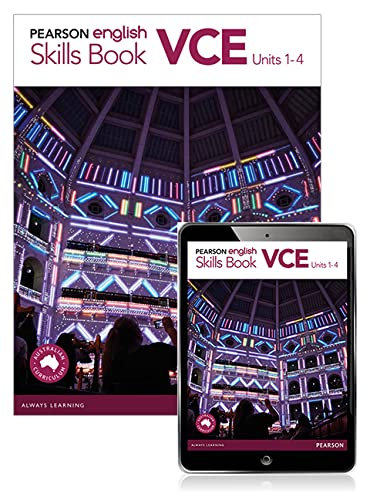 Pearson English VCE Skills Book with Reader+ (Paperback): Mark Stracey