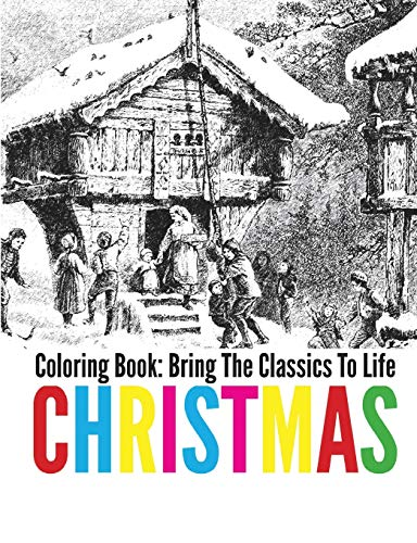 9781488895739: Christmas Coloring Book - Bring The Classics To Life