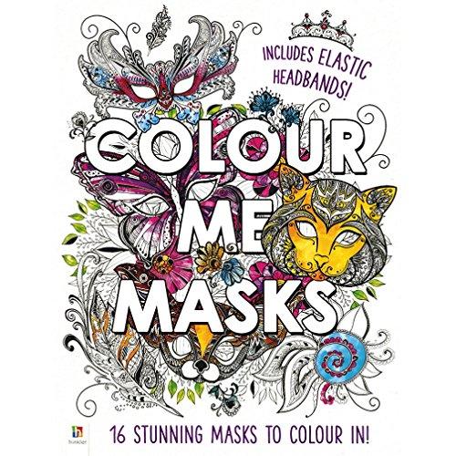 9781488901126: Colour Me Masks