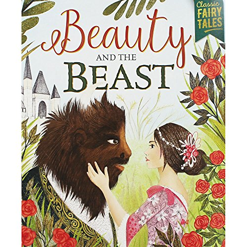 9781488905919: Bonney Press Fairytales: Beauty and the Beast (downspec)
