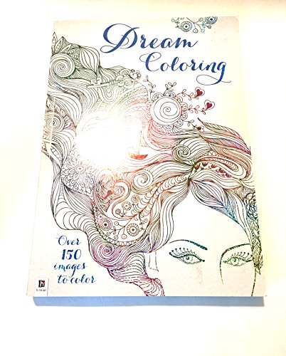 Dream Coloring-Over 150 Images to color: Hinkler/Aimee Zumis