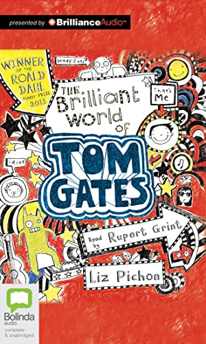 9781489019707: The Brilliant World of Tom Gates