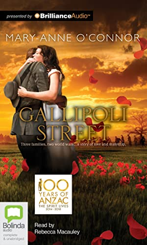 9781489019790: Gallipoli Street