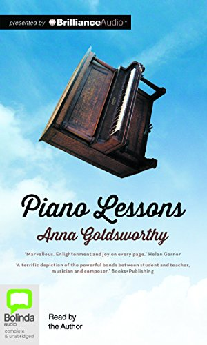 9781489020246: Piano Lessons