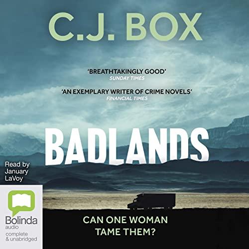 Badlands (Compact Disc): C.J. Box