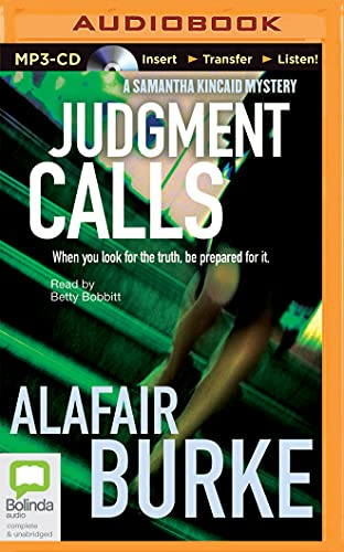 Judgment Calls: Burke, Alafair