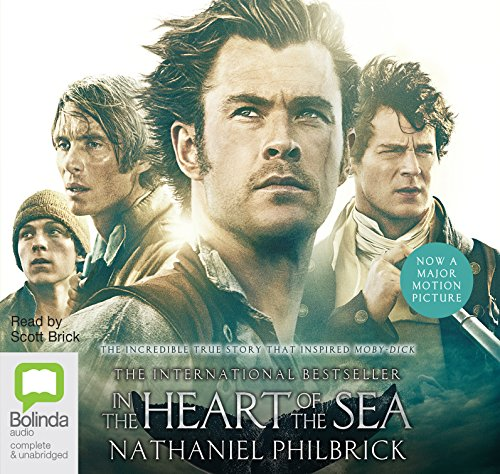 In The Heart Of The Sea (Compact Disc): Nathaniel Philbrick
