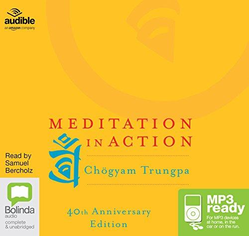 Meditation In Action: Chogyam Trungpa