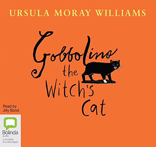 Gobbolino The Witch's Cat (Compact Disc): Ursula Moray Williams
