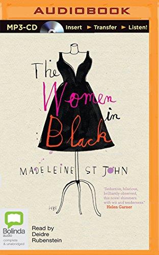 The Women in Black: Madeleine St. John