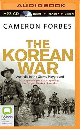 The Korean War: Cameron Forbes