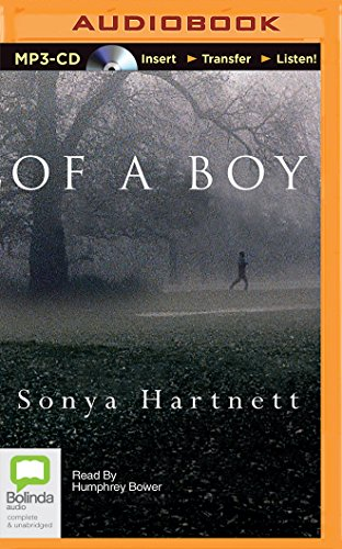 of a boy sonya hartnett essay Of a boy by sonya hartnett contemporary fiction favourite the year is 1977, and adrian is nine he lives with his gran and his uncle rory his best friend is .