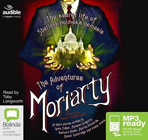 The Adventures Of Moriarty: Maxim Jakubowski