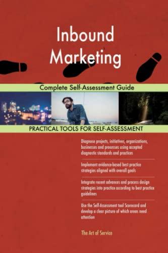 Inbound Marketing Complete Self-Assessment Guide: Gerardus Blokdyk