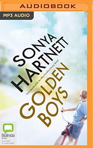 Golden Boys: Sonya Hartnett