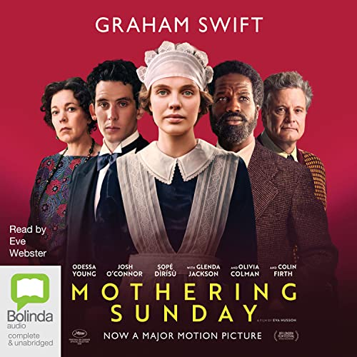 Mothering Sunday (Compact Disc): Graham Swift