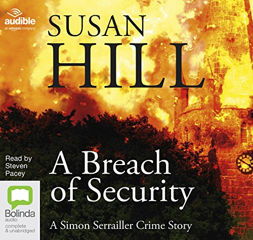 A Breach Of Security (Compact Disc): Susan Hill
