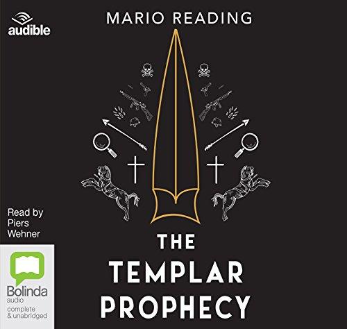 The Templar Prophecy (Compact Disc): Mario Reading