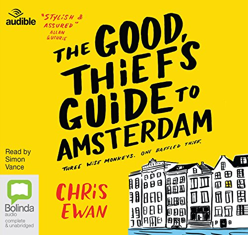 9781489354341: The Good Thief's Guide to Amsterdam (Good Thief Mysteries (1))