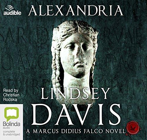 Alexandria (Compact Disc): Lindsey Davis