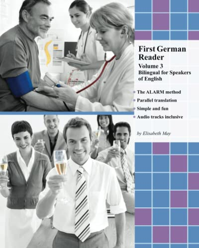 9781489504319: First German Reader (Volume 3): bilingual for speakers of English, Elementary Level