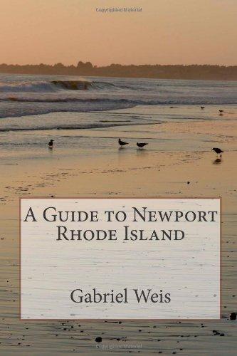 9781489505439: A Guide to Newport Rhode Island