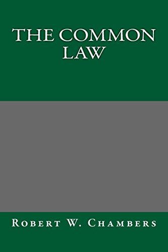 9781489506481: The Common Law