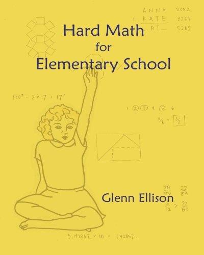 9781489507174: Hard Math for Elementary School