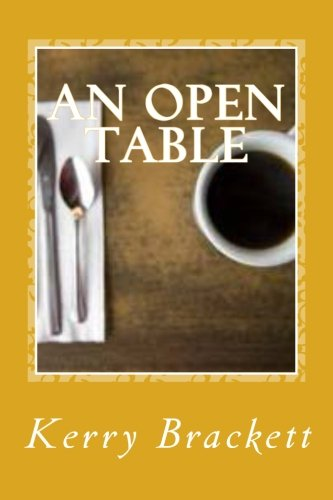 9781489513038: An Open Table