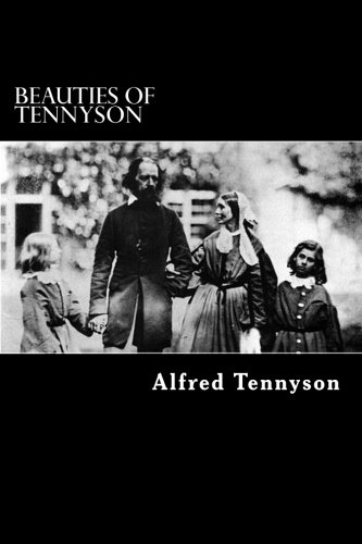 Beauties of Tennyson (Paperback): Alfred Tennyson