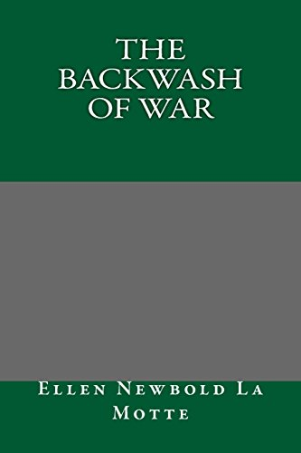 9781489519979: The Backwash of War
