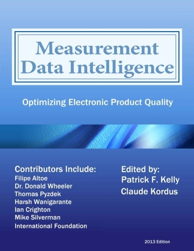 9781489520821: Measurement Data Intelligence: Optimizing Electronic Product Quality