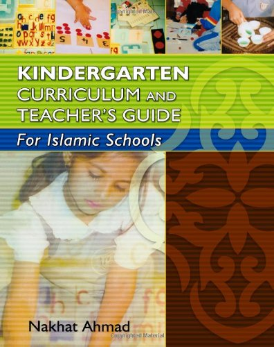 9781489529404: Kindergarten Curriculum and Teacher's Guide For Islamic Schools